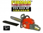 Jual Mesin Potong Kayu/Chain saw Firman FCS 5520 XP